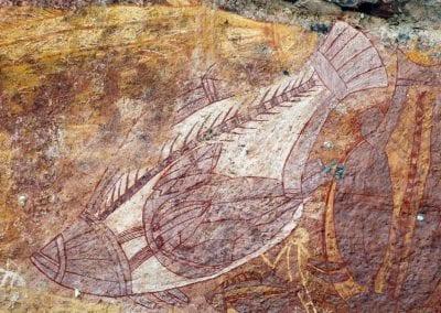 AboriginalArtNourlangie